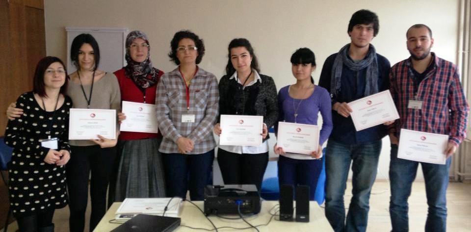 ahder çevre bilinci eğitmen sertifikaları