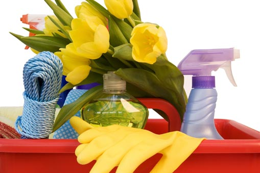 bahar temizliği için çevre dostu ipuçları