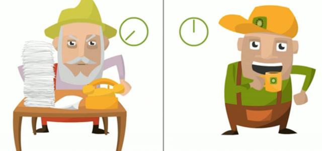bucky box organik çiftçiler için yazılım