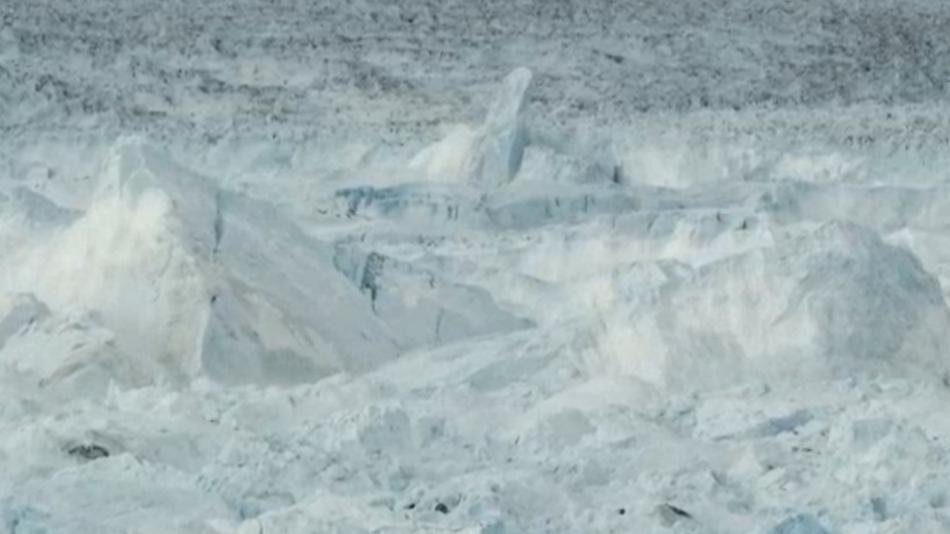 en büyük buzul kırılması