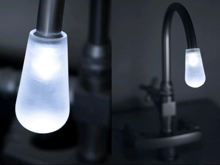 enerji verimli musluk lamba