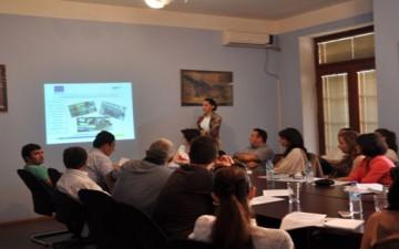 Macera Turizmi Projesi devam ediyor