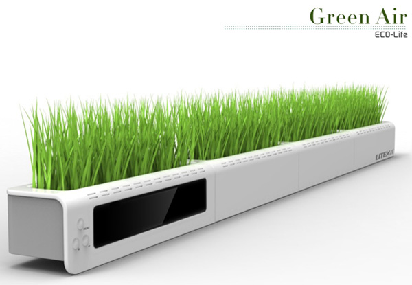 green air ekran