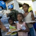 Haitili çocuklar