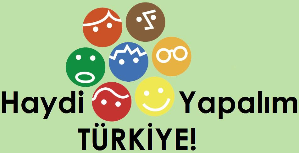 haydi yapalım türkiye lets do it