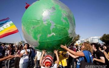 İklim değişikliğini durdurmak için harekete geçmeye hazır mısınız?