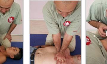Yetişkinlerde kalp masajı ve yapay solunum uygulama