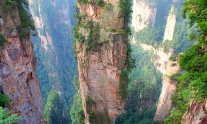 tianzi dağları